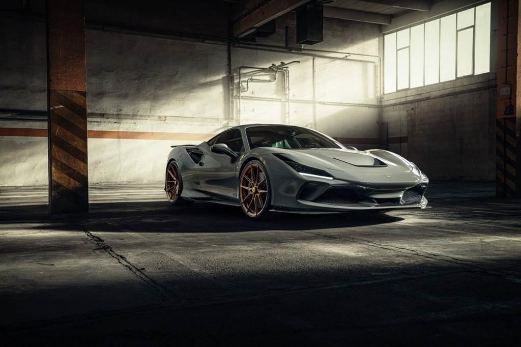 榨出更多可能性!Novitec推出Ferrari F8 Tributo升級優化方案