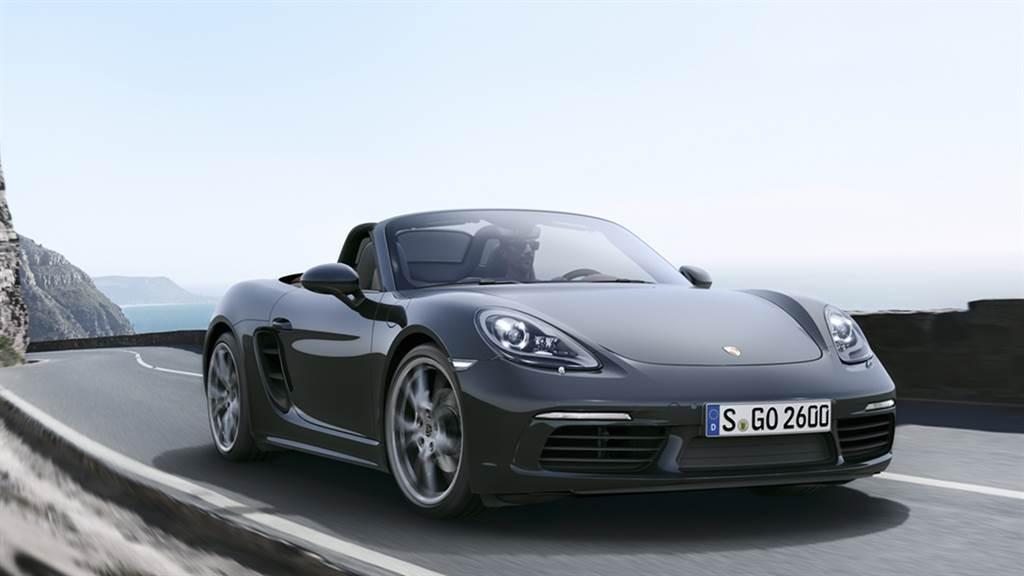Porsche Boxster橫跨四分之一世紀的純粹駕駛樂趣
