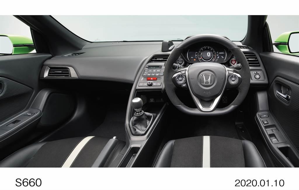 Honda S660 即將停產?放心,只是有些顏色「停產」而已!