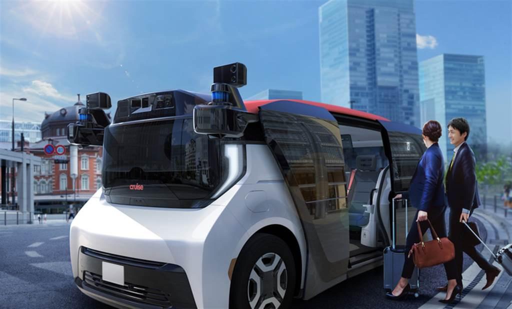 """Honda 於日本推出自動駕駛測試車"""" Cruise AV""""、2021年內開始實地道路技術示範!"""