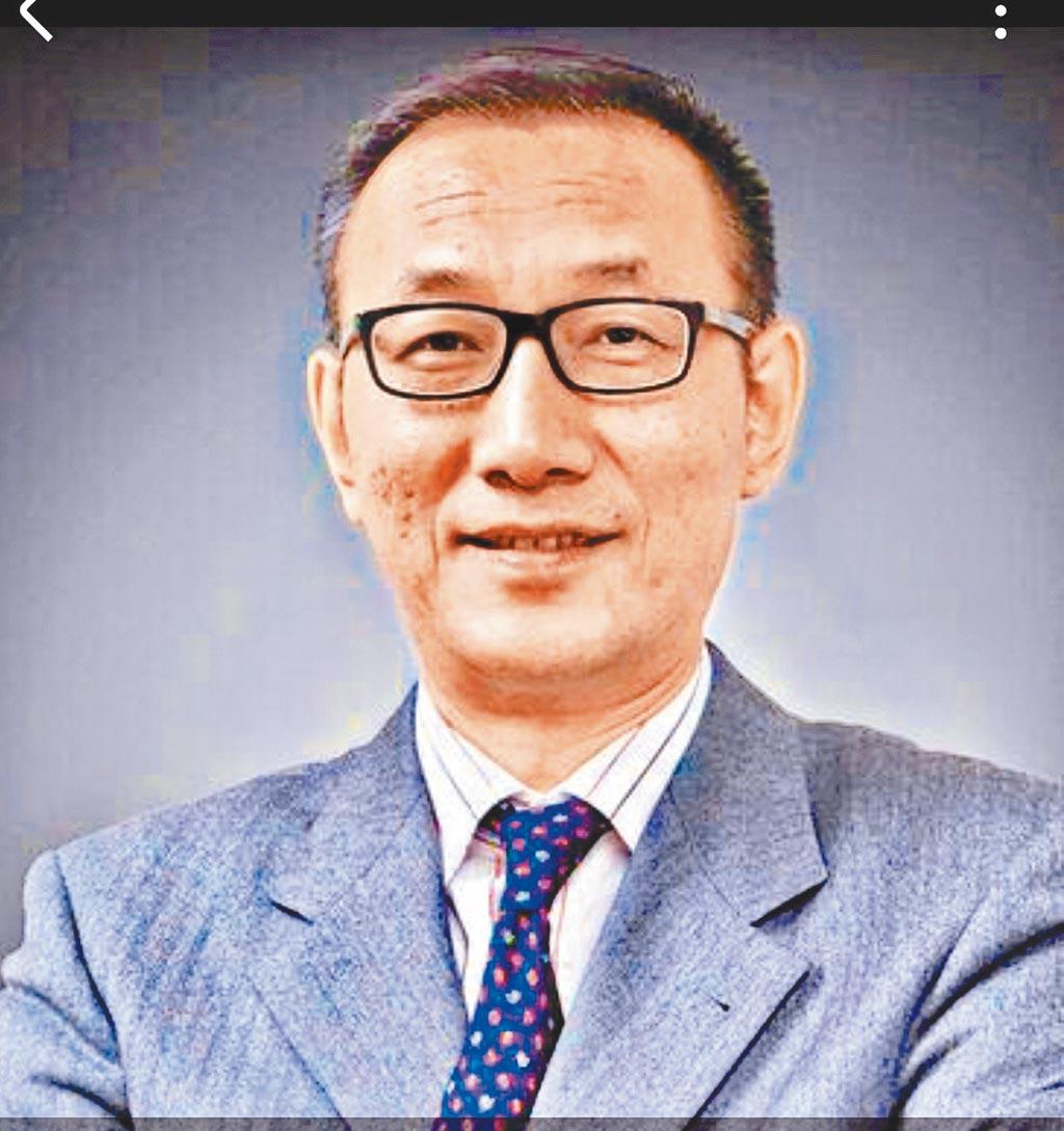 香港《南華早報》前總編輯王向偉。(摘自網路)