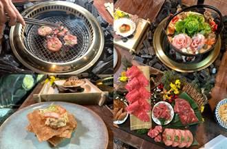 東方米其林獲獎火鍋搬圍爐上桌 夢幻燒肉雙吃超滿足