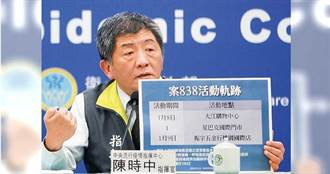 董智森:蔡政府容不下李文亮