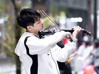 街頭藝人人生百態系列之音樂篇—林子安