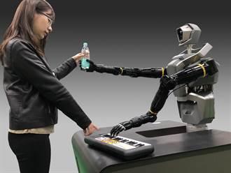 工研院類人雙臂機械人CES獲好評