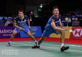 泰國羽球公開賽》3局逆轉秀 「麟洋配」奪冠剩最後一步