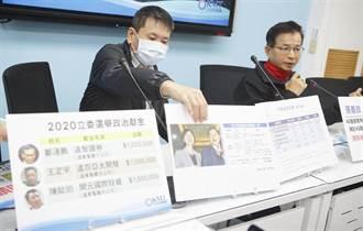 奔騰思潮:汪葛雷》補助電信財團155億,政府覺得老百姓過很好?