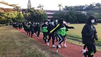 至善高中校長帶頭 師生齊運動愛上跑步