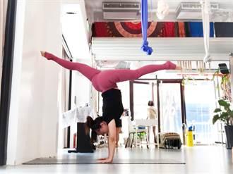 彈性工作8小時 瑜珈女神韋盈年在永慶享受人生