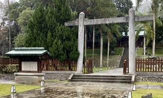 簡秀枝》類出國  桃園神社彷佛置身日本