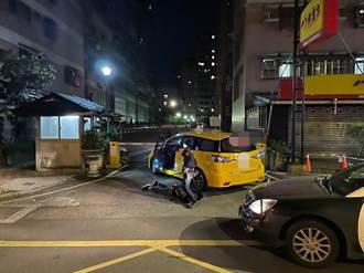 醉漢搶計程車開回家 8分鐘後社區前遭逮
