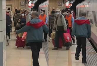 台鐵北車站驚傳攻擊 女站務員求救呼喊:有人攻擊我
