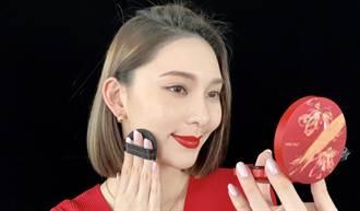 人氣日系美妝品牌推新年限量包裝 一抹展現優雅容顏