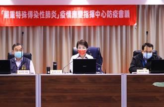中市府取消多項活動  盧秀燕提醒春節防疫提前部署