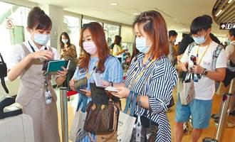 疫情衝擊浮現 航空公司類出國取消、旅行社接受退費