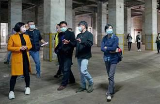 大里菸叶厂转型再造计画 台中国家歌剧院有意进驻