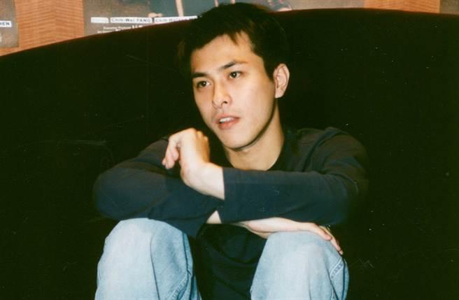 范植偉早年模樣俊俏、氣質憂鬱,被封為「小梁朝偉」。(中時資料照片)