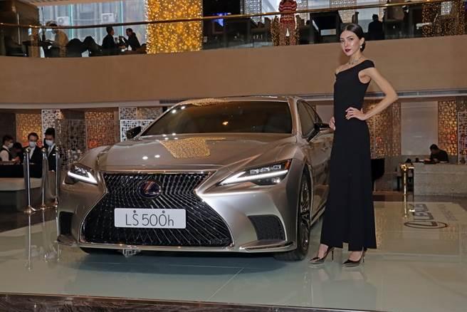 475萬起 Lexus LS500h小改款在台發售