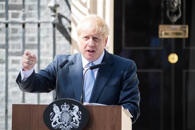 英國首相強生(Boris Johnson)今天表示,期待與拜登「密切合作」。(圖/shutterstock)