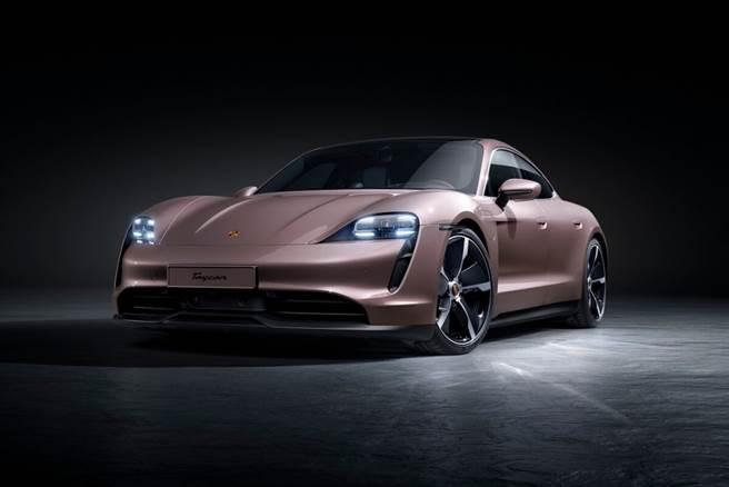 Porsche Taycan入門後驅版 358萬起開賣