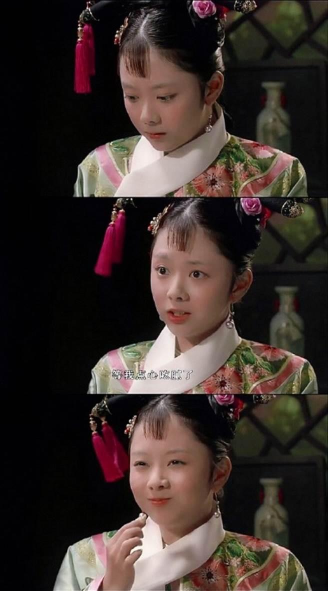 谭松韵当年在《甄环传》饰演淳贵人,出色表现令观眾印象深刻。(图/ 摘自微博)