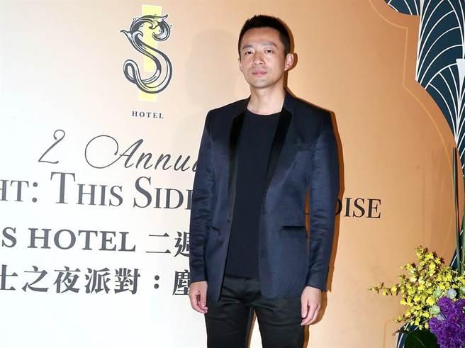 汪小菲經營的S Hotel去年3月加入台北市防疫旅館之列。(中時資料照)