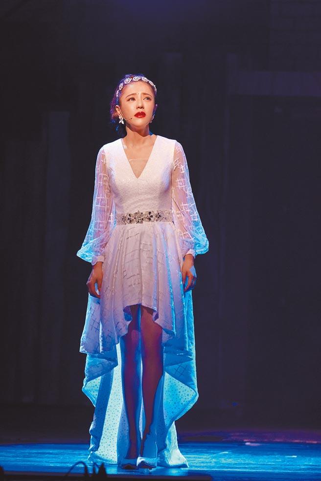 丁噹擔任女主角的音樂劇《搭錯車》北高6場宣布延期。(相信音樂提供)
