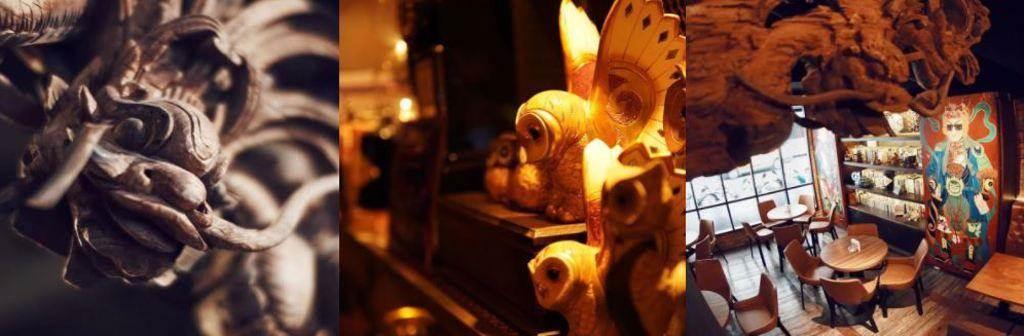 酒吧也能處處是藝術高質感創意調酒(圖/BEEMEN蜂報提供)