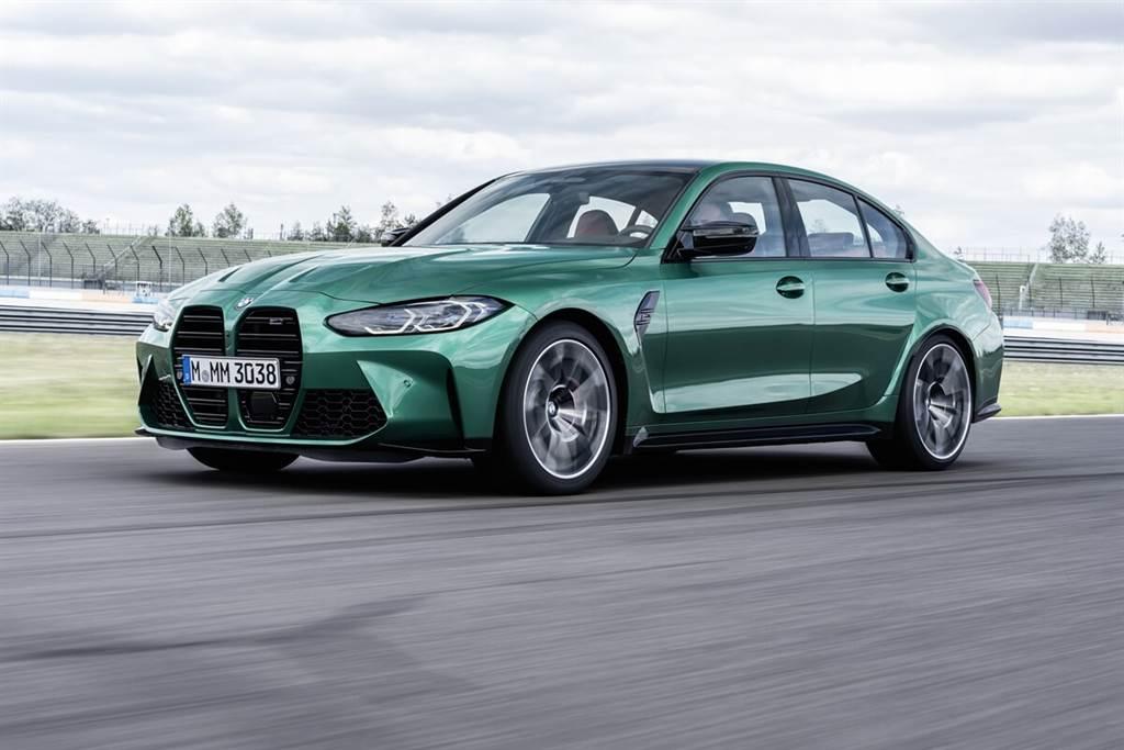 BMW M仍持續創造正成長與歷史新高 預告M5 CS與首款電氣化車款推出