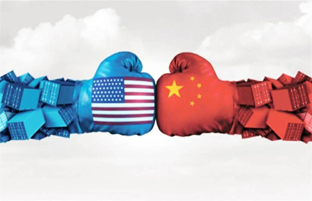 大陸外交部制裁美28反華政客,大陸國關學者:休想台上打中國牌,下台吃中國飯。(達志影像)