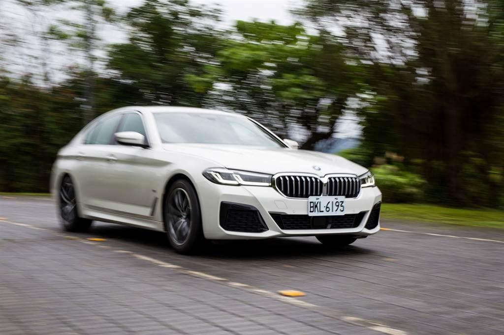 晉階豪門人生 BMW 520i M Sport小改款試駕