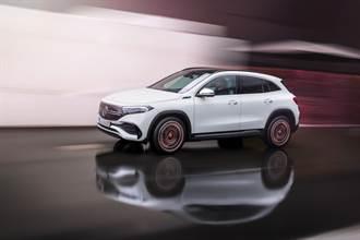 EQ家族陣容再添新成員!Mercedes-Benz發表小型跨界純電休旅EQA