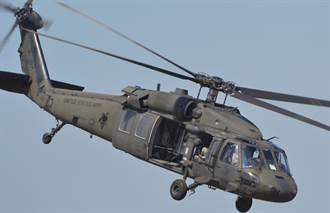 美國民警衛隊UH-60黑鷹直升機墜毀 3人喪生