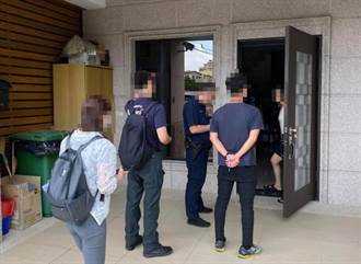 非法日租套房收住居家檢疫者 中市府已罰5家令歇業