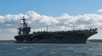 美航艦打擊群司令:美中海軍互動無顯著不同