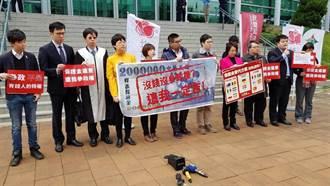 抗議選舉保證金制度 范雲提行政訴訟敗訴