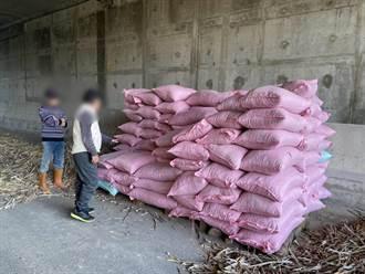 有機肥料也會被偷 白河警24小時破「最有味道」竊案