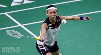 泰國羽球公開賽》戴資穎直落二勝出 生涯單打400勝達標