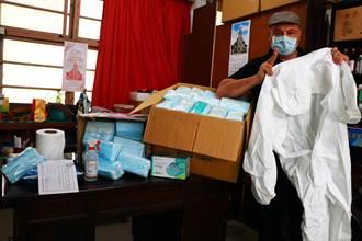 義大利西西里封城沒錢買口罩 旅台神父再度號召募捐送愛心
