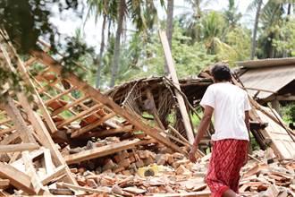 印尼發生7.0強震 目前未發布海嘯警報