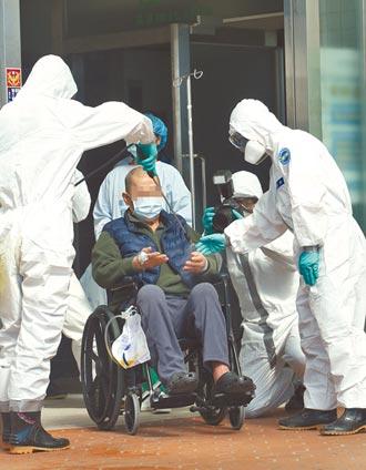 桃醫淨空 220病患已6成轉院