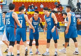 僅7人願打 中華男籃遺憾退出亞洲盃資格賽