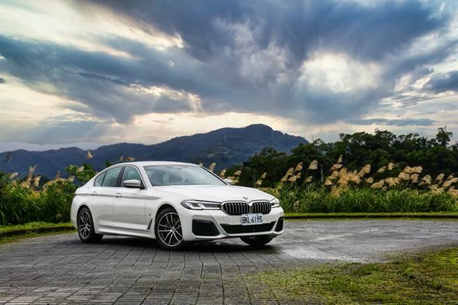 晉階豪門人生 BMW 520i M Sport試駕
