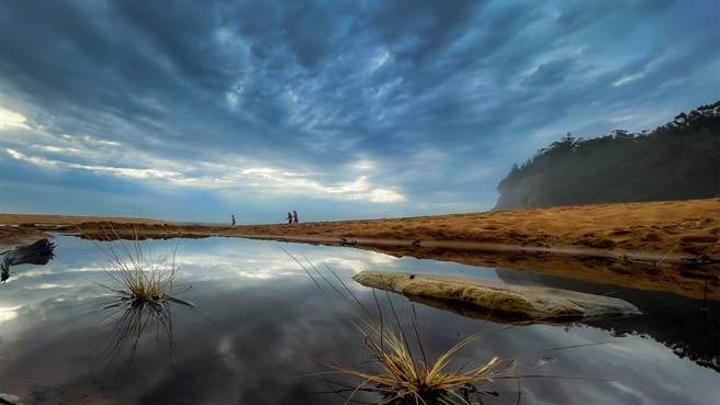 以 iPhone 12 Pro Max 拍摄(拍摄者Pieter de Vries,澳洲)。(摘自苹果官网)