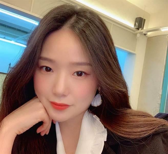 南韓大尺度模特兒Pia(박서빈)。(圖/ 摘自Pia IG)