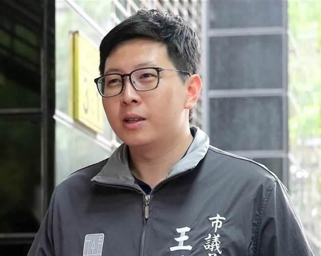 民进党桃园市议员王浩宇。(图/本报资料照)