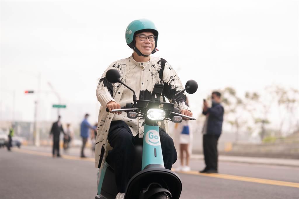 GoShare® 「自由式」移動新勢力入港高雄 三種車款隨心選擇,暢享永續宜居城市新風貌