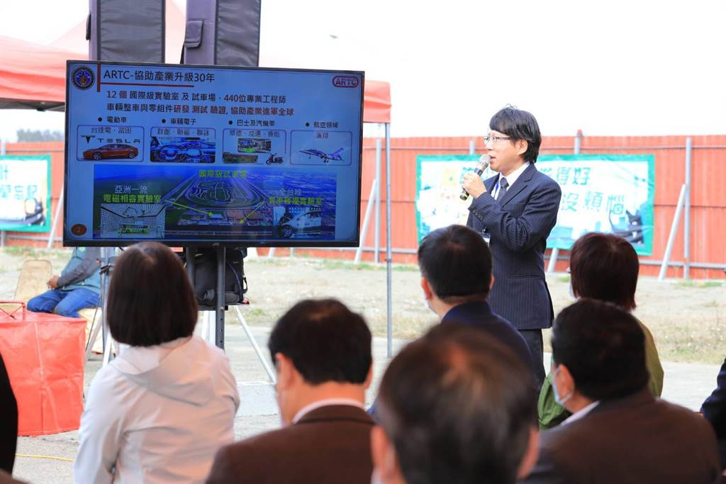 T-NCAP行人安全防護實驗室動土,臺灣新車安全評等往前邁進