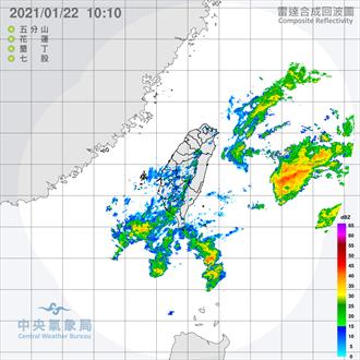 吳德榮:下波強冷空氣28日恐影響台灣
