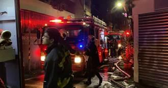 北市公寓凌晨火警 一家7口驚醒逃生 疏散29名住戶幸無人傷